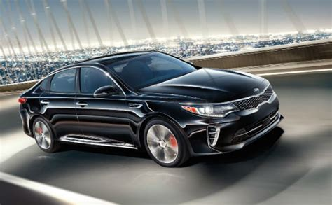 Kia Optima Fuel Mileage How Far Can The Kia Optima Go On A Tank Of Gas