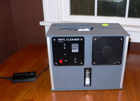 Audio Desk Vinyl Cleaner by Audio Desk System Automated Vinyl Lp Cleaner