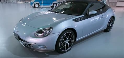 toyota 86 style cb pictures evo toyota gt 86 style cb gets detailed walkaround in japan