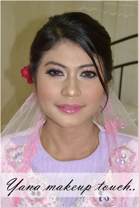 Makeup Kahwin freelanch make up artis andaman dan solekan di bandar