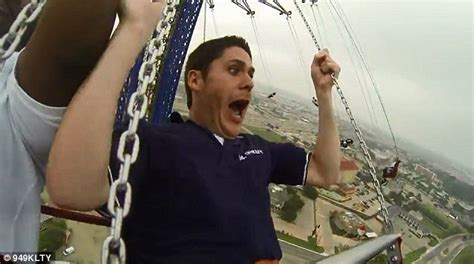tallest swing ride in the world six flags over texas amusement park world s highest swing