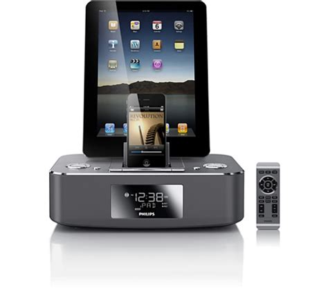 station for ipod iphone dc390 37 philips