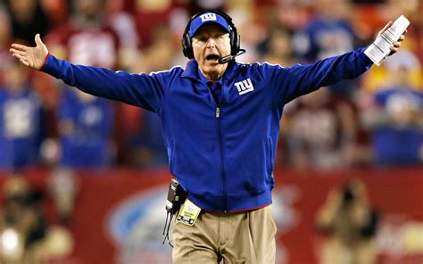 giants couch new york giants head coach tom coughlin on hot seat for