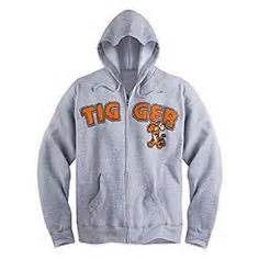 Jumper Winnie The Pooh Hoodie disney tigger fleece zip up jacket hoodie sweatshirt