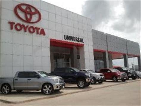 Universal Toyota San Antonio Universal Toyota In San Antonio Tx 78233 Citysearch