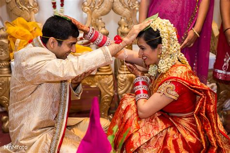 Dallas, TX South Indian Wedding by MnMfoto   Maharani Weddings