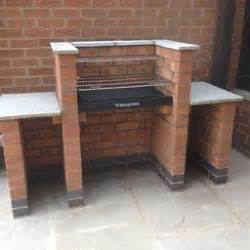 outdoor kitchens stone bbq design davel construction brick bbq kit with stainless steel grill bbq kit warming