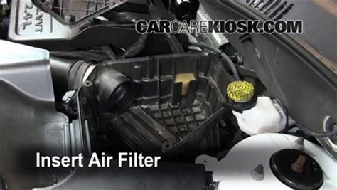 air filter how to 2011 2016 jeep compass 2011 jeep compass 2 4l 4 cyl
