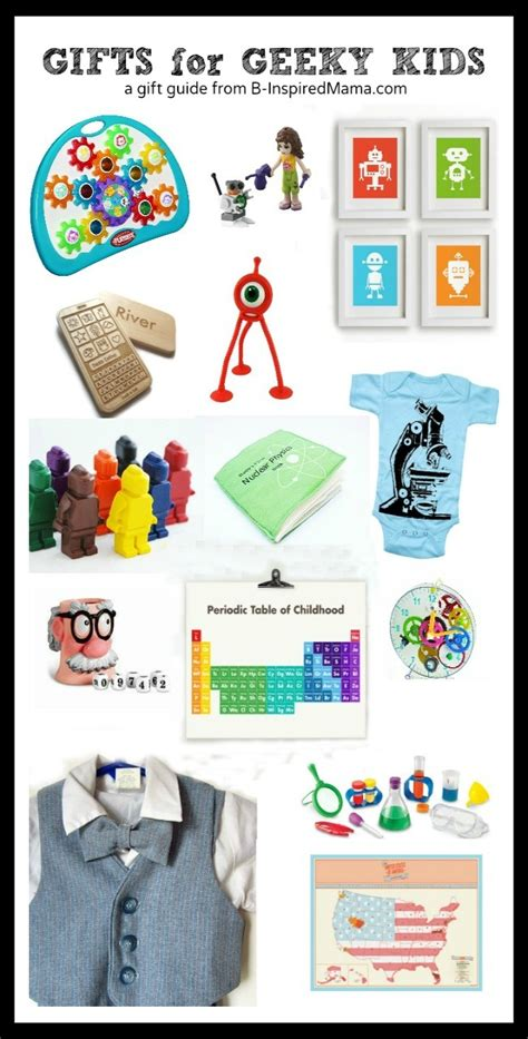 gifts for geeks kid style a holiday gift guide from b