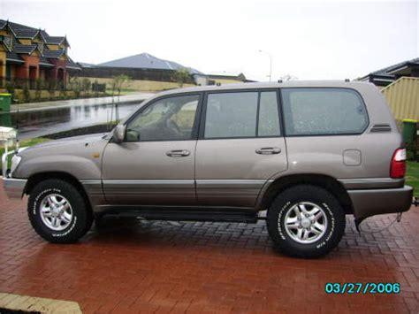 how petrol cars work 1999 lexus lx user handbook 1999 used lexus lx470 wagon car sales bunbury wa excellent 26 500