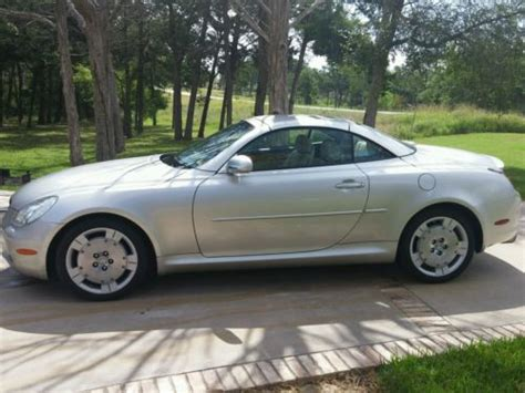 lexus sc 430 cars for sale