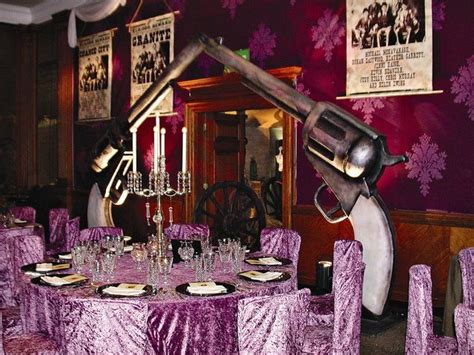 western themed events big foot events corporate wild west themed event