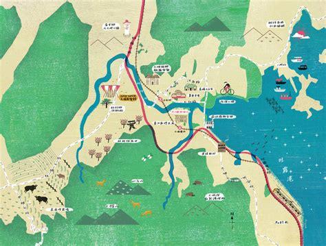 po river map po map gallery