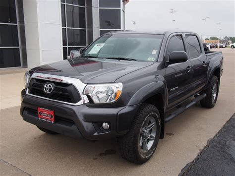 magnetic gray 2013 toyota tacoma tx pro cab 4x4 magnetic gray metallic brown hairs