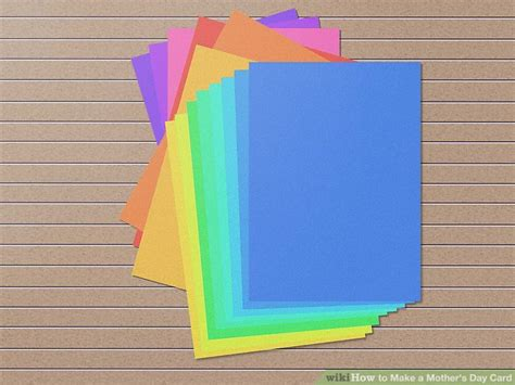 how to make a photo card 3 ways to make a s day card wikihow