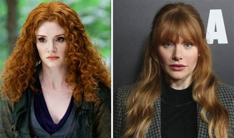 hollywood film twilight actress name jurassic world actress who is bryce dallas howard what