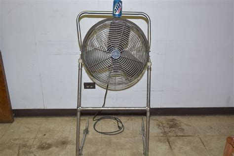 Patton Industrial Fan Heavy Duty 3 Speed Air Circulator 19 Quot
