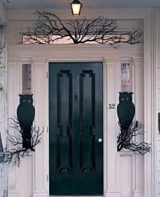 Decorating Door For Halloween Decorating Your Front Door And Porch For Halloween