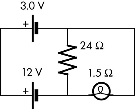 three 10 ohm resistors are connected in parallel to a 12 v battery three 10 ohm resistors are connected in parallel to a 12 v battery 28 images ohm s physics