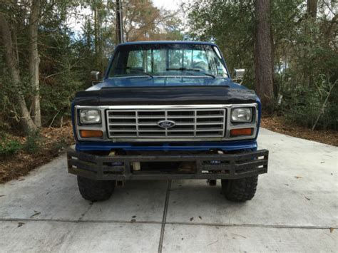 ford f150 manual for sale 1981 ford f150 4x4 manual classic ford f 150 1981 for sale