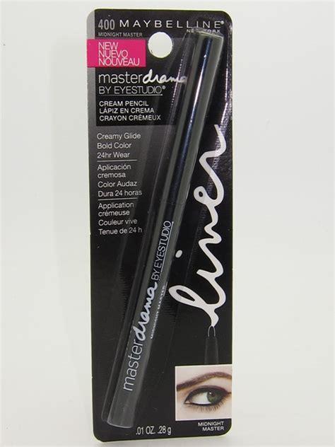 Eye Studio Crayon Liner Maybelline maybelline eye studio master drama eyeliner review