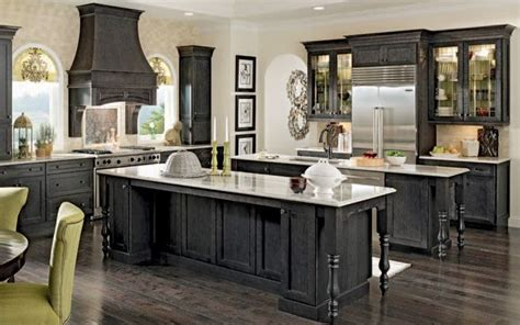 Black Kitchen Cabinet Ideas Pin By Priyanka Dutt On Amazing Kitchens Pinterest