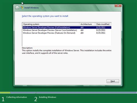 install windows 10 developer preview henk s blog windows server developer preview installed
