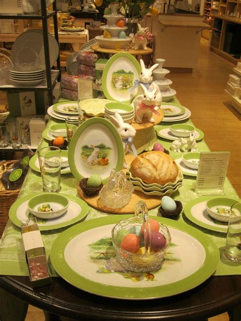 creative easter tablescape decoration ideas