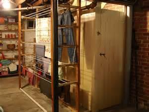 Clothes Line Dryer Indoor Diy Indoor Clothesline Clothesline I Want