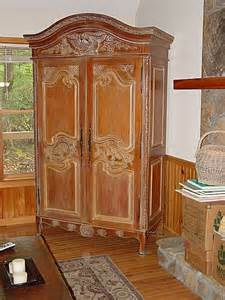 Another Name For Armoire Carved Country Armoire Entertainment Center