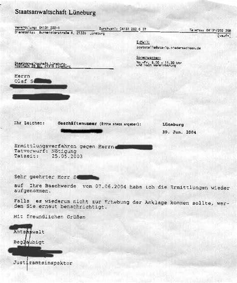 Brief An Gez Muster Quot Ich Bin Beamter Der Gez Quot