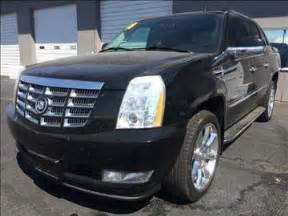 2008 Cadillac Ext For Sale 2008 Cadillac Escalade Ext For Sale Carsforsale