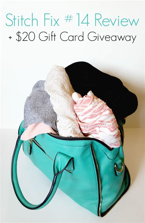 Stitch Fix Giveaway - stitch fix 14 review a 20 gift card giveaway