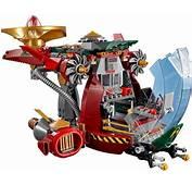 LEGO 70735  Ninjago R&243nin REX