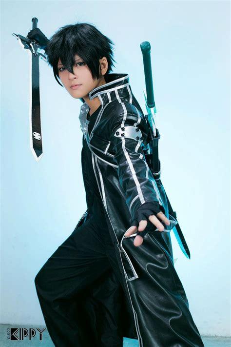 sword art online kirito cosplay amazing kirito sao cosplay anime manga cosplay