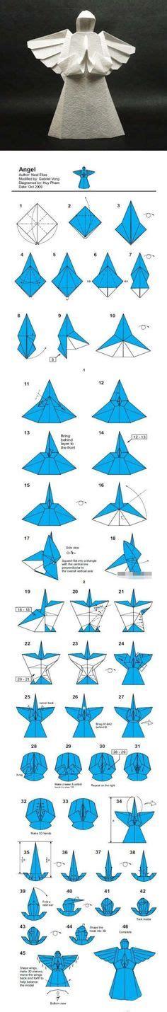 Origami Angle - papercraft de un panda listo para recortar y armar
