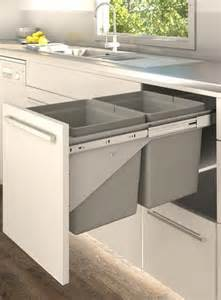 Kitchen Cabinet Waste Bins kitchen bins kitchen rubbish bin pull out kitchen bin access group