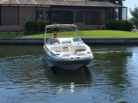 four winns build a boat four winns deck boat bow rider 2005 for sale for 10 000