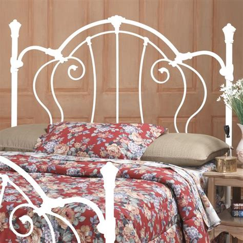 white metal headboard 28 unique metal headboards that are worth investing in