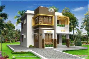 hton home design ideas small double storied contemporary house design home