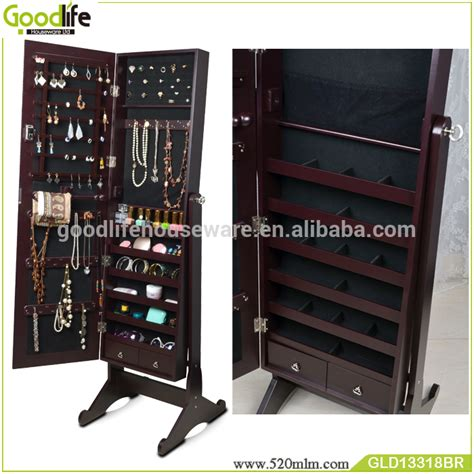 free standing mirrored jewelry armoire guangdong furniture free standing mirror jewelry armoire buy guangdong furniture