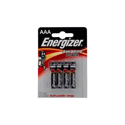 Energizer E92 Aaa energizer power ministilo aaa x4 e92 cicalia
