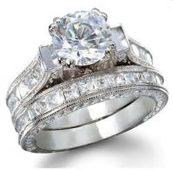 engagement and wedding ring set wedding ring sets weneedfun