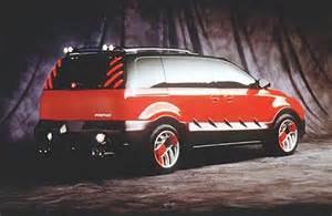 98 Pontiac Montana 1998 Pontiac Montana Thunder Concepts