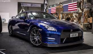 Blue Nissan Gtr Car Picker Blue Nissan Gt R