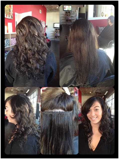 braidless sew in weave nj 17 best images about love extensions on pinterest cute