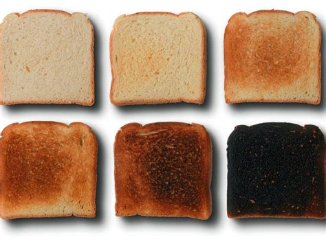 British Toaster Why Food Experts Are Warning Not To Burn Your Toast