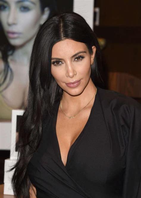 kim kardashian book selfish kim kardashian for selfish book signing in la