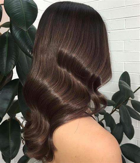 pretty brown hair color 60 chocolate brown hair color ideas for brunettes
