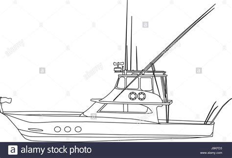 cartoon pleasure boat pleasure boat illustration stock photos pleasure boat